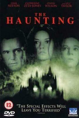 The Haunting DVD (2000) Liam Neeson