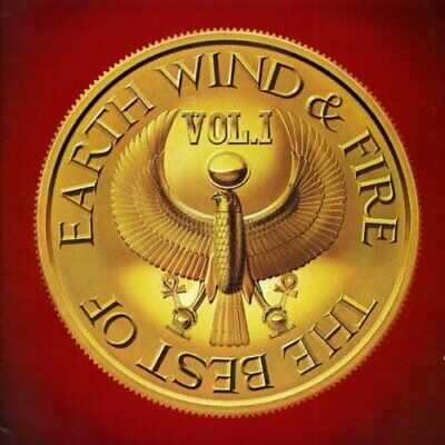 Earth Wind & Fire : The Best of Earth Wind and Fire Vol.1 CD Fast and FREE P & P