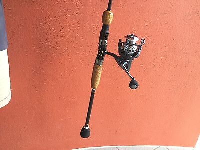 Japan Style Bream Rod 5 Ft 6  / 2Spin Reel Combo