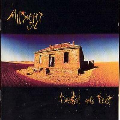 Midnight Oil : Diesel And Dust CD (1992)