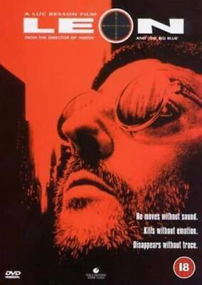 Leon DVD Gary Oldman, Besson (DIR) cert 18 Incredible Value and Free Shipping!