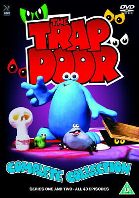 Trap Door DVD (2011) Willie Rushton cert U Incredible Value and Free Shipping!