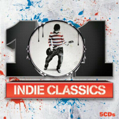 Various Artists : 101 Indie Classics CD (2009)
