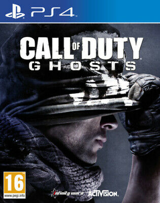 Call of Duty: Ghosts (PS4) VideoGames