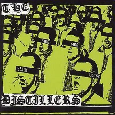 The Distillers : Sing Sing Death House CD (2002)