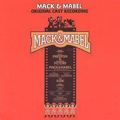 Various Artists : Mack & Mabel: Original Cast Recording CD (1992) Amazing Value