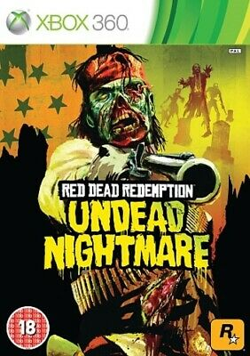 Red Dead Redemption: Undead Nightmare (Xbox 360) VideoGames