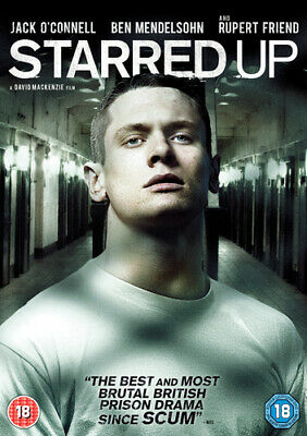 Starred Up DVD (2014) Jack O'Connell, Mackenzie (DIR) cert 18 Quality guaranteed