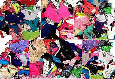 New Wholesale Lot 20 50 100 pcs Women Thongs Bikini Briefs Panties Underwear Sz