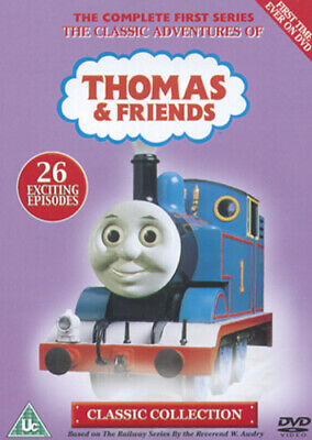 Thomas & Friends: The Complete First Series DVD (2005) David Mitton cert Uc