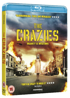The Crazies Blu-ray (2010) Timothy Olyphant