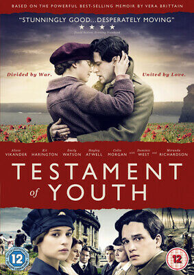 Testament of Youth DVD (2015) Hayley Atwell