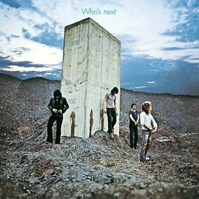 The Who : Who's Next CD (1993)