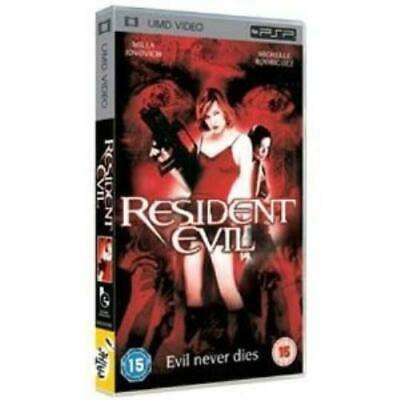 Resident Evil UMD Video Mini-disc for PSP DVD