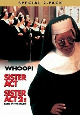 Sister Act/Sister Act 2 - Back in the Habit DVD (2005) Whoopi Goldberg