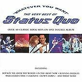 Status Quo : Whatever You Want: The Very Best of Stat CD
