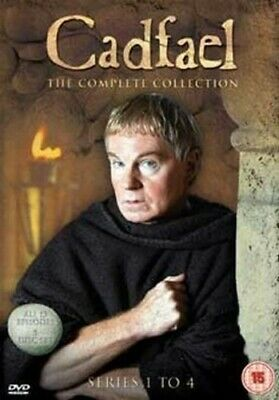 Cadfael: The Complete Collection - Series 1 to 4 DVD (2004) Derek Jacobi,