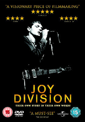 Joy Division DVD (2008) Grant Gee cert 15 Highly Rated eBay Seller, Great Prices