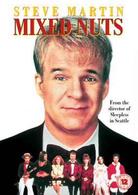 Mixed Nuts DVD (2004) Steve Martin