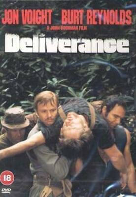 Deliverance DVD (2000) Jon Voight, Boorman (DIR) cert 18 FREE Shipping, Save £s