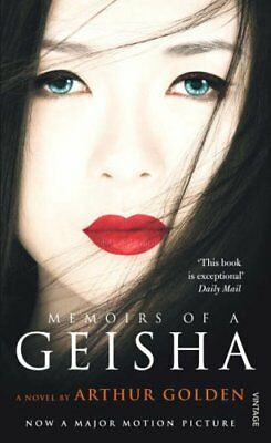 Memoirs Of A Geisha by Golden, Arthur Paperback Book The Cheap Fast Free Post