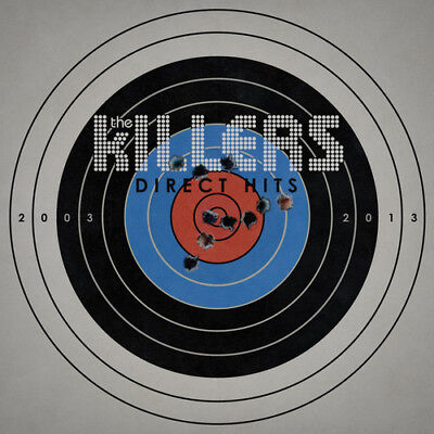 The Killers : Direct Hits CD (2013)