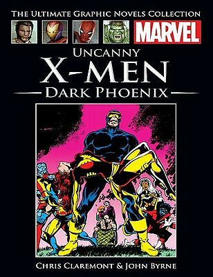 Marvel Ultimate Graphic Novels Collection # 2 - The Uncanny X-Men: Dark Phoenix