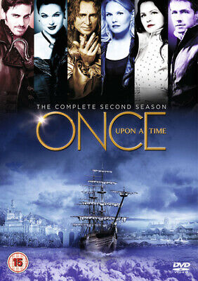 Once Upon a Time: The Complete Second Season DVD (2013) Jennifer Morrison cert