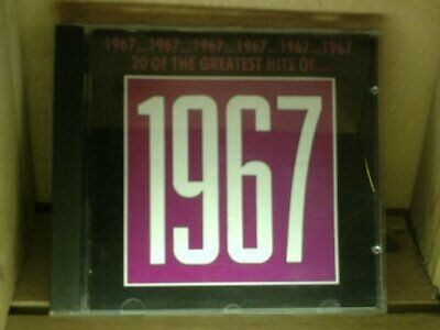 Various : The Greatest Hits of 1967 CD Highly Rated eBay Seller, Great Prices