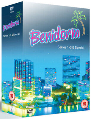 Benidorm: Series 1-3 and the Special DVD (2009) Johnny Vegas