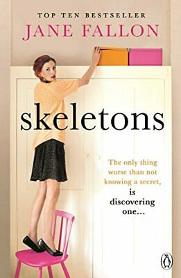 Skeletons by Fallon, Jane Book The Cheap Fast Free Post