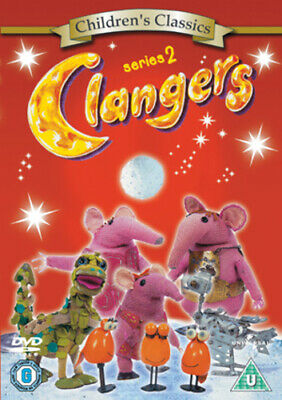Clangers: The Complete Series 2 DVD (2005) Oliver Postgate ***NEW***
