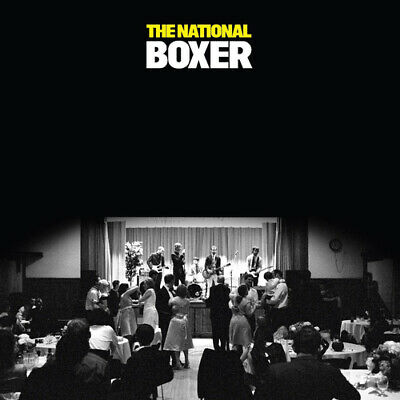 The National : Boxer CD (2007)