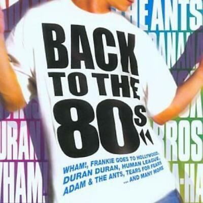 Various Artists : Back to the 80s CD Highly Rated eBay Seller, Great Prices