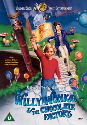 Willy Wonka & the Chocolate Factory (DVD DVD