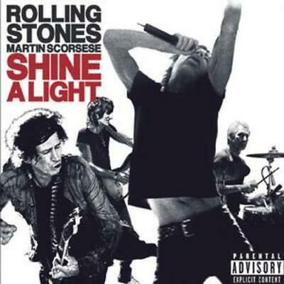 The Rolling Stones : Shine a Light CD (2008)