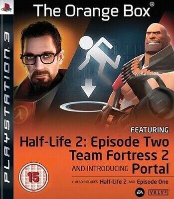 Half-Life 2: The Orange Box (PS3) PlayStation 3