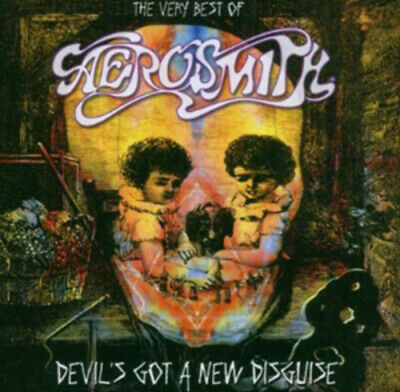 Aerosmith : Devil's Got a New Disguise: The Very Best Of CD (2009) Amazing Value