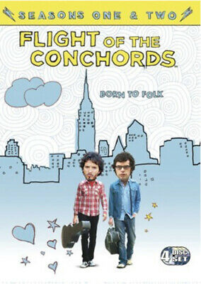 Flight of the Conchords: The Complete Seasons 1 and 2 DVD (2009) Jemaine