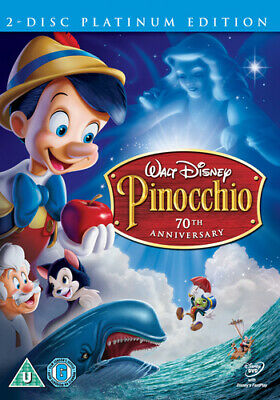 Pinocchio (Disney) DVD (2009) Ben Sharpsteen