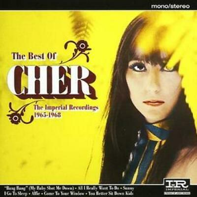 Cher : Best Of, The: The Imperial Recordings 1965 - 1968 CD (2007) ***NEW***