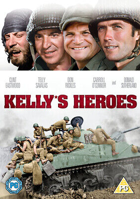 Kelly's Heroes DVD (2005) Clint Eastwood