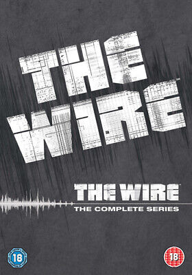 The Wire: The Complete Series DVD (2008) Dominic West