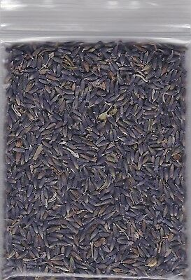 Edible food grade culinary dried lavender for cooking & baking recipes