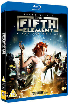 The Fifth Element Blu-ray (2011) Bruce Willis
