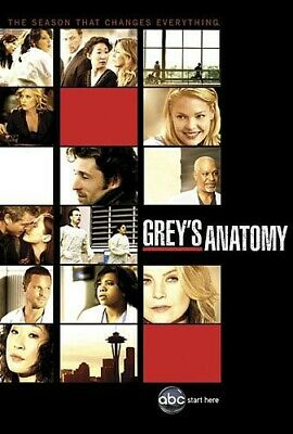Greys Anatomy: Complete Sixth Season [DV DVD