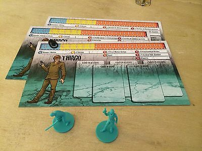 New zombicide Character Thiago Free Shipping
