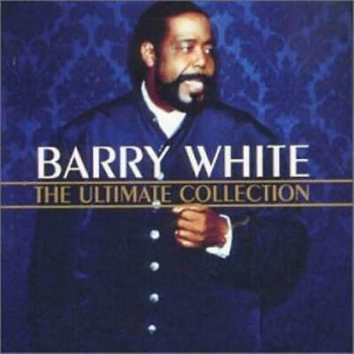 Barry White : Ultimate Collection CD