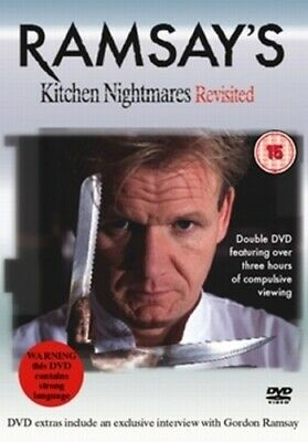 Ramsay's Kitchen Nightmares Revisited DVD (2006) Gordon Ramsay