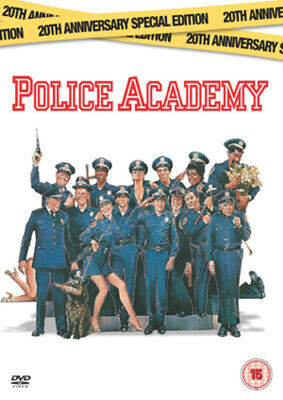 Police Academy: The Complete Collection DVD (2004) Steve Guttenberg, Wilson